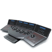 Панель управления Blackmagic DaVinci Resolve Advanced Panel