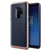 Чехол VRS Design High Pro Shield для Galaxy S9 Plus Indigo Blush Gold