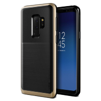 Чехол VRS Design High Pro Shield для Galaxy S9 Plus Gold