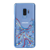 Чехол Kingxbar Flying для Galaxy S9 Plus Blue