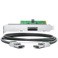 Кабель + плата Blackmagic PCIe Cable Kit