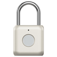 Умный замок Xiaomi Smart Fingerprint Lock padlock Золото