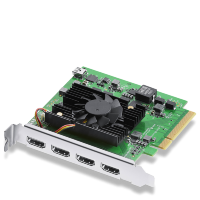 Плата видеозахвата Blackmagic DeckLink Quad HDMI Recorder